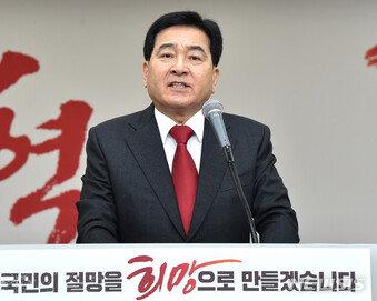 [단독]선관위, 한국당에 주소 정정 요구 논란