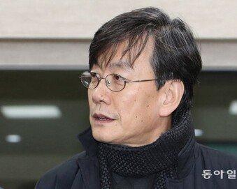 """손석희, 김웅씨 재판 증인 출석… """"언론계 36년 이렇게 마무리 싫어"""""""