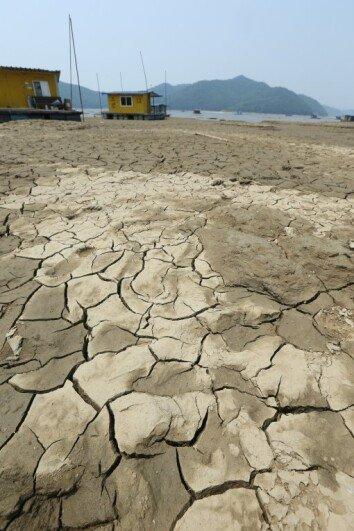 [변영욱의 공정한 이미지] '연출' 같은 가뭄 사진, 사실은…