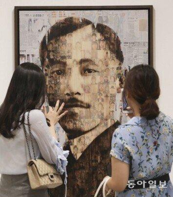 [원대연의 잡학사진]베트남 작가가 표현한 대한민국 독립운동가