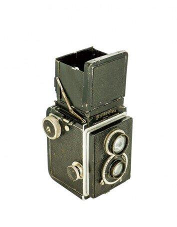 [청계천 옆 사진관]'중형 카메라의 귀족' 롤라이카메라를 아십니까