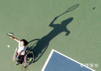 [청계천 옆 사진관]휠체어의 꿈