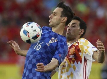 퇴출됐던 크로아티아 칼리니치, 월드컵 준우승 메달 안 받는다