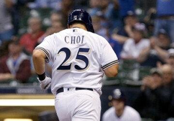 최지만, 트리플A서 이적 후 첫 홈런 '2홈런-5타점 맹타'