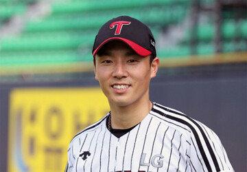 'KBO리그 최초' 비선수 출신 LG 한선태, 1군 밟는다