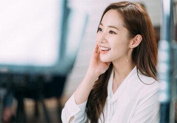 '김비서' 박민영, TV 드라마 女 출연자 화제성 1위