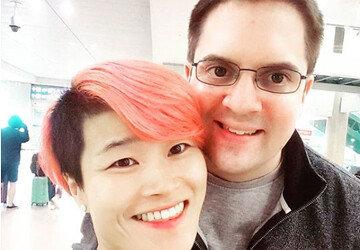 """김혜선, 독일인 남자친구 공개 """"가을 쯤 결혼 계획"""""""