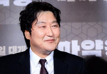 """""""'마약왕' 배우들 덕분에 부담감↓"""" 연기왕 송강호의 고백"""