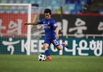 '경남 전 2도움' 수원 이기제, K리그1 9R MVP 선정