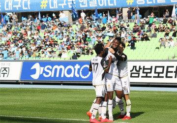 '최근 5경기 1승 주춤' 경남FC, 상주 전 말컹 복귀