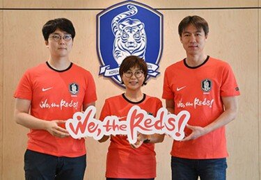 러시아월드컵 개막까지 50일, 다시 뛸 '붉은빛' 한국축구!