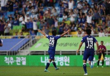수원 삼성 '7월 팬 테이스티 팀' 선정