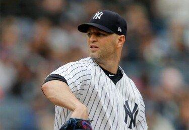뉴욕 양키스, '베테랑 왼손' J.A. 햅과 3년 계약 체결