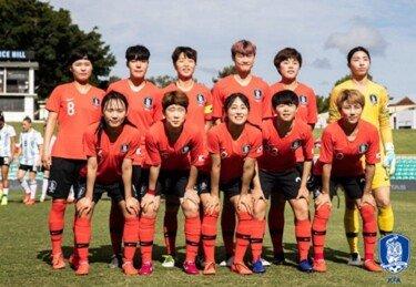 여자축구대표팀, 아이슬란드와 친선 2연전 소집 명단 확정