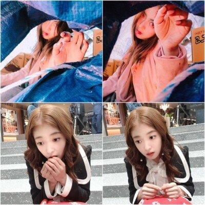 '화유기' 이세영, 좀비소녀 변신 비포&애프터 사진 공개