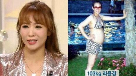 """라윤경 """"개그 위해, 100kg까지 살 찌워"""""""