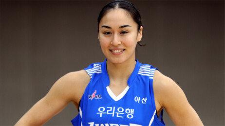 """김소니아 """"춤보다 농구로 주목 받겠다"""""""