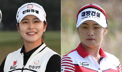 김지현-이정은6, 에쓰오일 챔피언십서 리턴매치