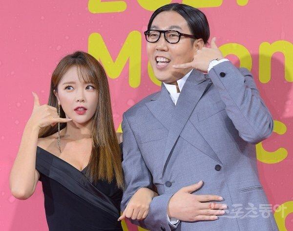 [단독] 홍진영X김영철, 오늘 '인생술집' 녹화…투머치 흥 폭격
