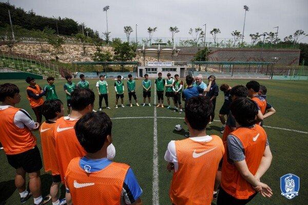 대한축구협회, KFA D급 지도자 강습회 신청 접수