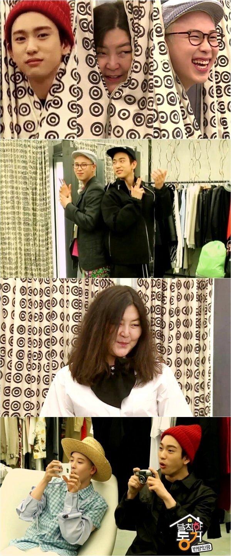 [DAY컷] '발칙한동거' 한혜연X피오X진영, 봄 컬렉션 완성 (ft.개성)