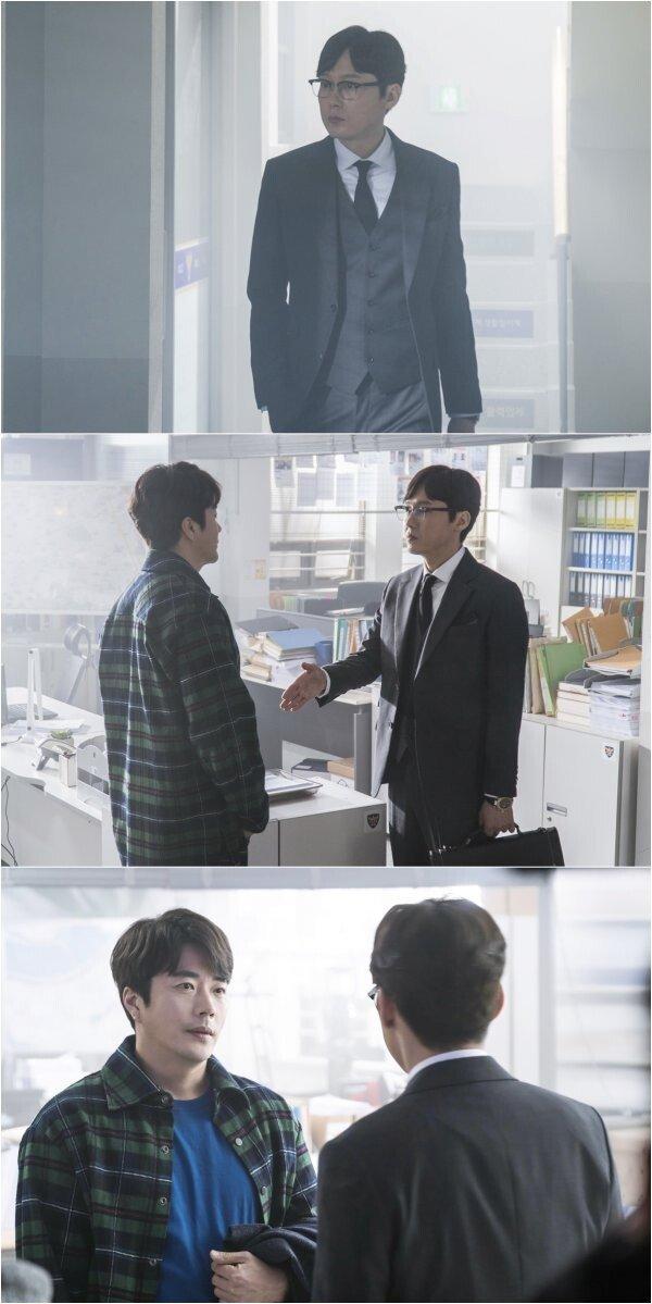 """[DAY컷] '추리의여왕2' 권상우·박병은, 오늘은 동지…""""티격태격"""""""