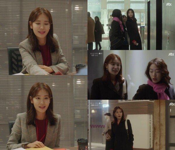 '밥 잘 사주는 예쁜누나' 정유진이 만든 강세영, 얄미울 수만은 없는 이유