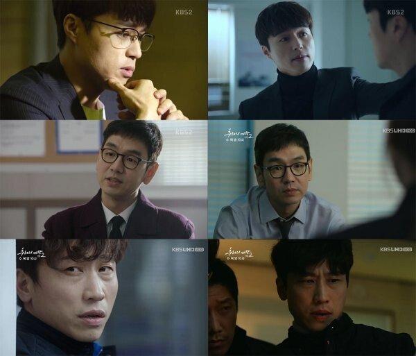 '추리의 여왕2' 오민석·김태우·민성욱, 3人3色 공조수사