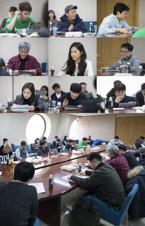 최태준 출연 SBS 특집극 'EXIT', 대본리딩 공개·30일 첫방 [공식입장]