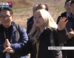 알리, 백두산 천지에서 '아리랑' 열창…남북 정상 흐뭇한 '미소'