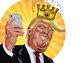 거침없는 트럼프의 입, '세계의 왕' 자처하네
