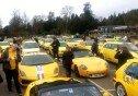 """""""노란 차=똥차(?)""""… '뿔난' 노란 차 소유주들, 전국에서 모여"""