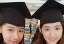 """""""다 갖췄다""""… 미모의 쌍둥이 자매, 하버드 대학원 졸업"""