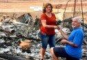 화재로 폐허된 집터서… 결혼반지 찾은 남편, 아내에 재청혼