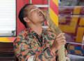 야생 뱀 조련하던 소방대원, 코브라에 물려 사망