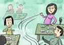 """""""비싼 요리로 예약한 후…"""" 노키즈존 골탕먹이는 법 '눈살'"""