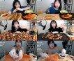 """""""이걸 다 먹는다고?""""…BJ 쯔양, 보고도 못 믿을 음식 섭취량"""