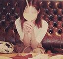 소시 서현, 와인잔보다 훨씬 작은 얼굴