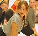 손연재, 댄스 도전 '라인이 예술'