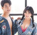 노지훈♥이은혜, 과감한 속옷 화보 촬영