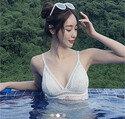 양정원, 눈부신 수영복 자태