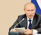 백기사 푸틴 포퓰리즘 정당의 영웅