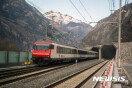 스위스서 세계 최장 터널 개통… 무려 57km