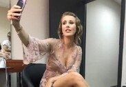"""""""러시아의 패리스 힐튼""""… 미녀 앵커, 대선 출마 선언"""