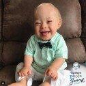 美 '올해의 아기'에 생후 18개월 다운증후군 아기 선정
