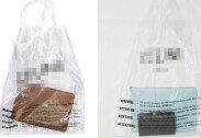 佛 명품 브랜드, 비닐 쇼핑백 고가에 판매 '비난 자초'
