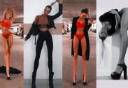 비현실적 다리 길이로 왕따 당하던 여성 '인생 역전'