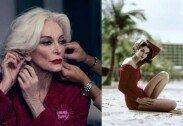 70여년 간 모델 활동 여성 화제…비결은?