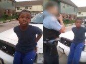 10세 흑인 소년에 수갑 채운 경찰…무리한 수사 논란