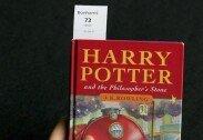 21년된 해리포터 초판, 경매에 나와…8000만 원에 되팔았다